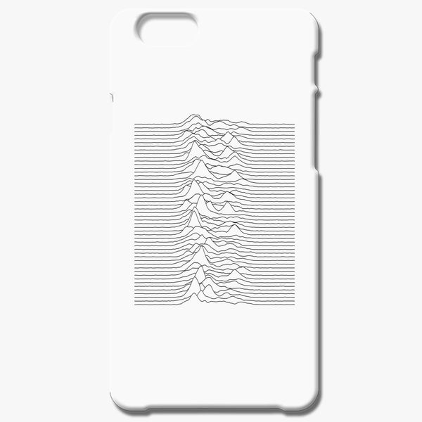 5790d8b1cf Joy Division Unknown Pleasures iPhone 6/6S Case - Customon