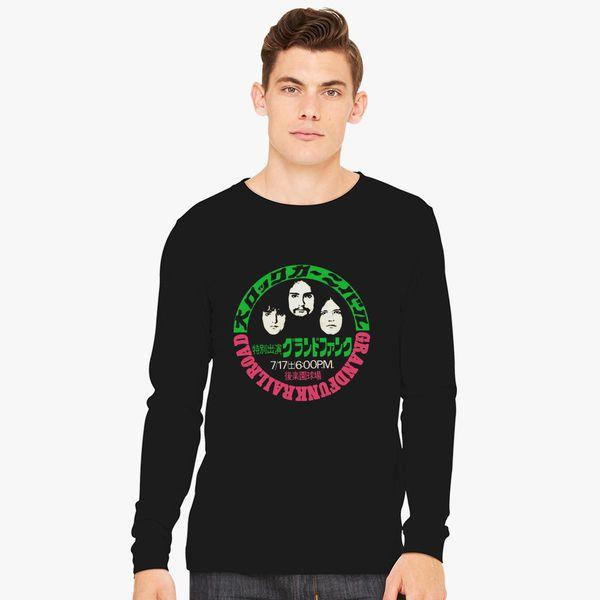 dba9ae27111b ... grand funk railroad long sleeve t shirt customon; model railroad t  shirts ...