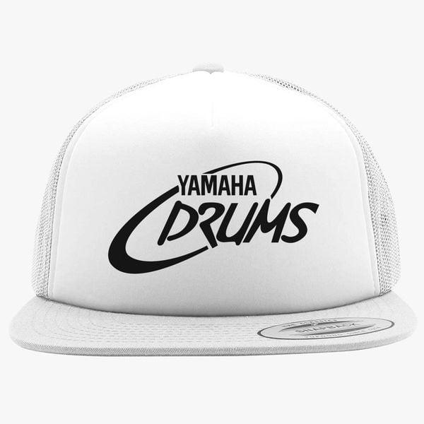 05e091ce Yamaha Drums Foam Trucker Hat - Customon