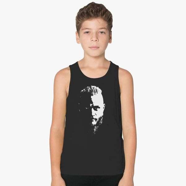 Vikings Ragnar Kids Tank Top - Customon