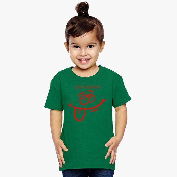 39e00babc I got a Dig Bick Toddler T-shirt - Customon