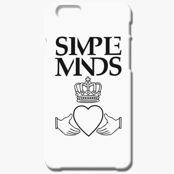 finest selection 9dfdc 058e3 Simple Minds Logo iPhone 6/6S Case - Customon