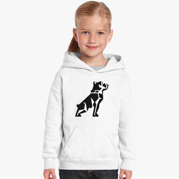 Mack Trucks Dog Symbol Kids Hoodie Customon