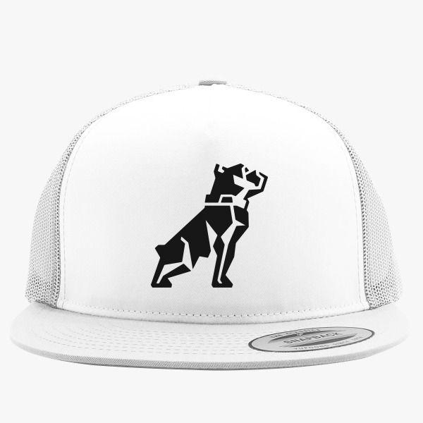 Mack Trucks Dog Symbol Trucker Hat Customon