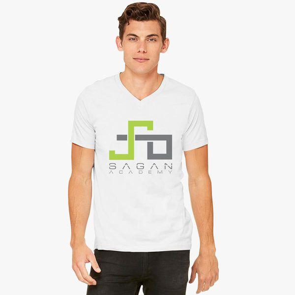 bf80c716b7 Peter Sagan Academy V-Neck T-shirt - Customon
