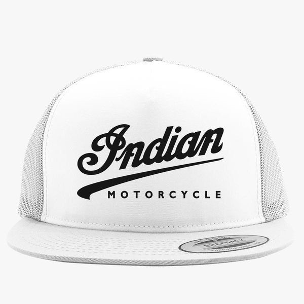 06090ed82ac73 Indian Motorcycle Trucker Hat - Customon