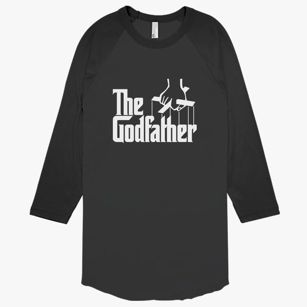 My Godfather in Tennessee Loves Me Toddler//Kids Raglan T-Shirt