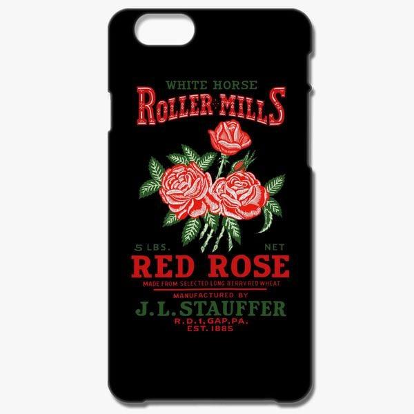 buy online 23179 6c887 RED ROSE MILLS iPhone 6/6S Case - Customon