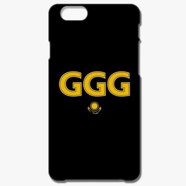 62e8cb35bea24 GGG Gold Gennady Golovkin iPhone 6 6S Plus Case - Customon