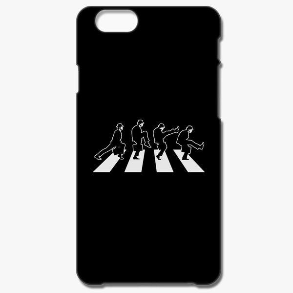 f644bafc Abbey Python - Silly Walk iPhone 6/6S Plus Case - Customon
