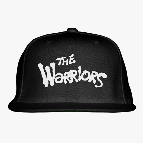new arrival 94c0a 0a09d The Warriors Movie Logo Snapback Hat