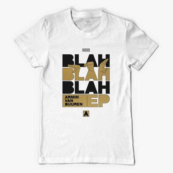 Van Armin Shirt T Customon Blah Women's Buuren sQdthr