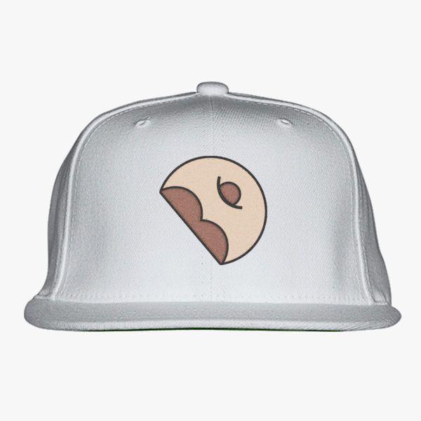 33b9b341c18ed The Big Donut Snapback Hat (Embroidered) - Customon
