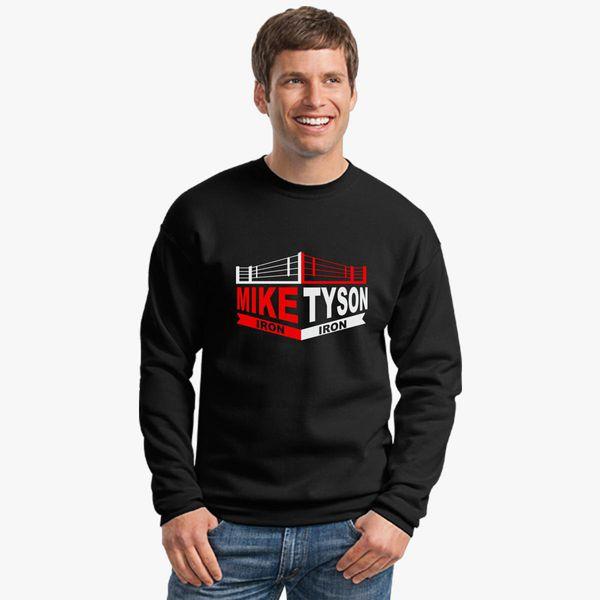 bb20c6b38d5b40 Iron Mike The Boxing Legend Crewneck Sweatshirt - Customon