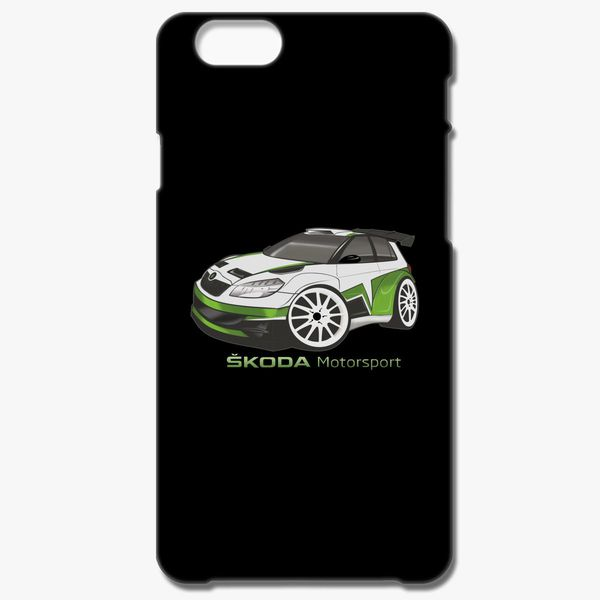 7fb9271b7 Skoda Motorsport iPhone 6/6S Plus Case - Customon