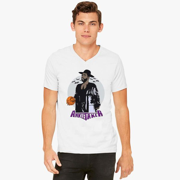 2f34f0e5d19 ankletaker V-Neck T-shirt - Customon