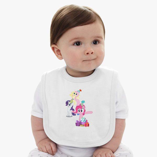 My Little Pony Baby Bib - Customon