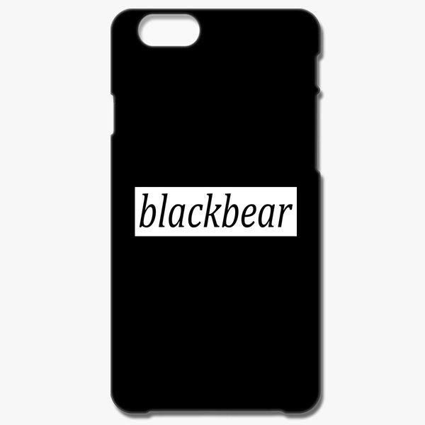 online store a2fb8 cb295 Blackbear logo iPhone 6/6S Plus Case - Customon