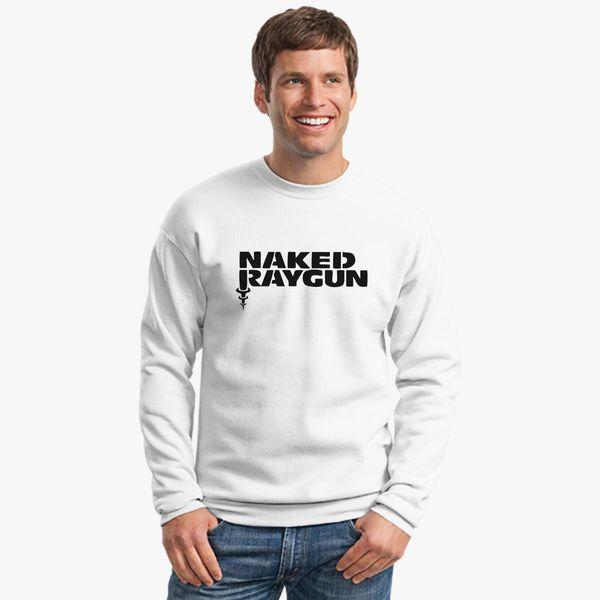 e5ab28d80fbfc Naked Raygun Crewneck Sweatshirt - Customon.com