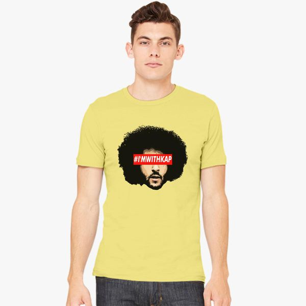 best authentic ed70d 2e79e I'M WITH KAP #IMWITHKAP Men's T-shirt - Customon