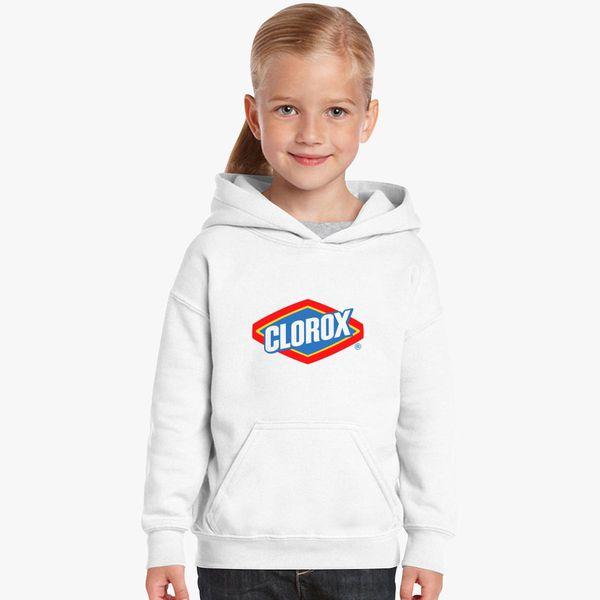 Clorox Bleach Pyrocinycal Leafy Kids Hoodie - Customon
