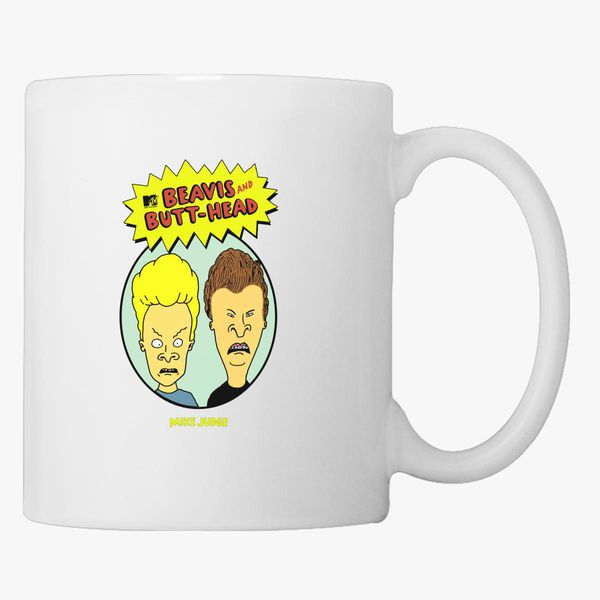 beavis and butthead cup