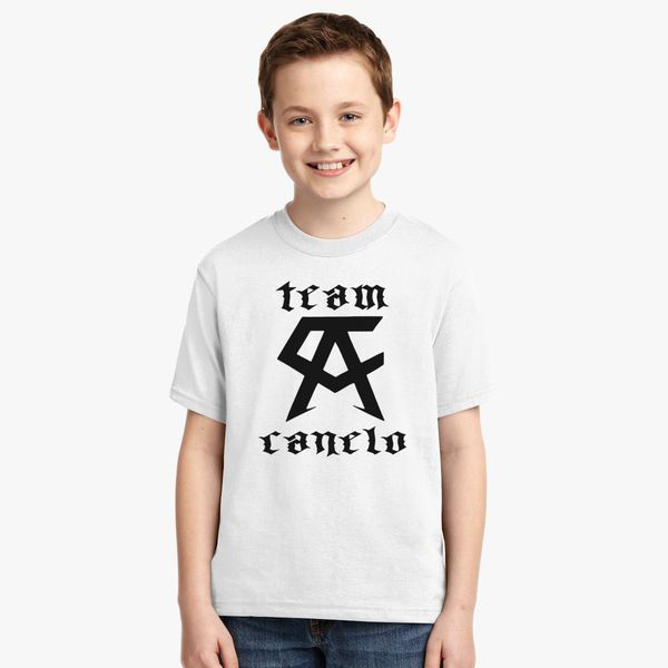 c469513a9 Canelo Alvarez Team Canelo Youth T-shirt - Customon