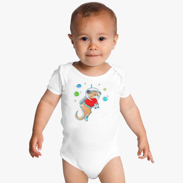 b6471f1ee Otter Space Baby Onesies - Customon
