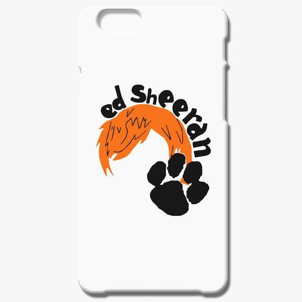 ed sheeran logo iPhone 6/6S Case - Customon
