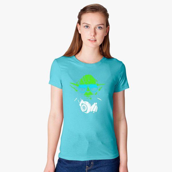 5f4f4621 DJ YODA Women's T-shirt - Customon