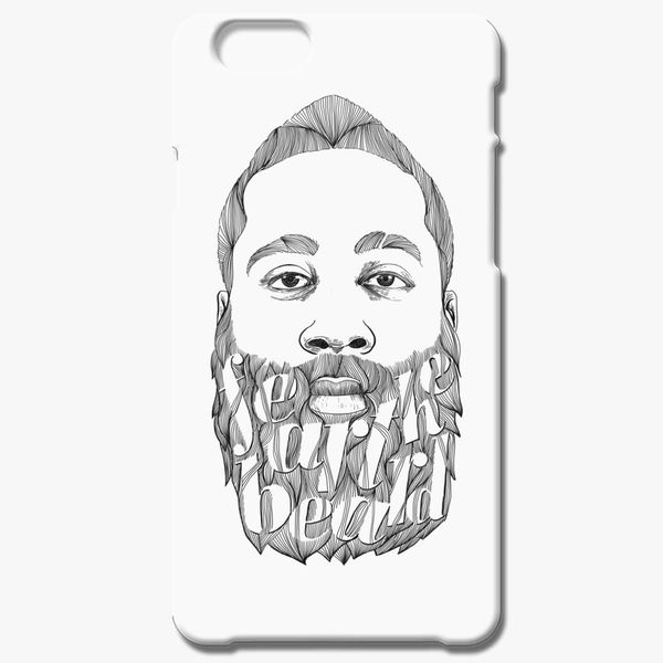 fc3f9139bcb5 James Harden Fear The Beard iPhone 6 6S Plus Case - Customon