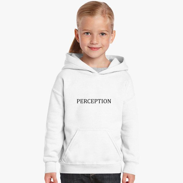 6bad5e3488171 PERCEPTION NF REAL MUSIC Kids Hoodie - Customon