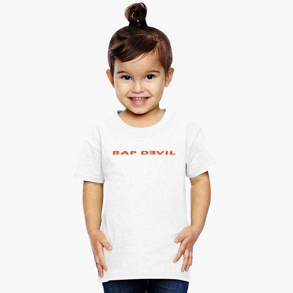 6f264a73c Rap Devil Toddler T-shirt - Customon