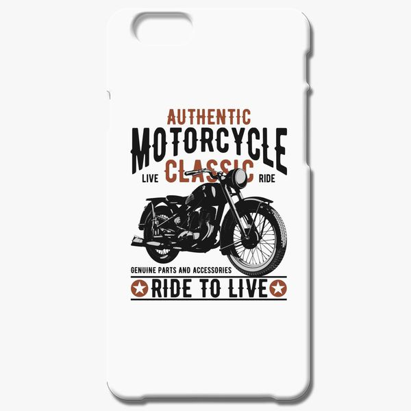 sale retailer 28ebb 1f7f4 Classic Motorcycle iPhone 6/6S Case - Customon