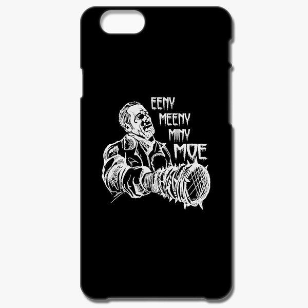 Negan Eeny Meeny Miny Moe Iphone 66s Case Customon