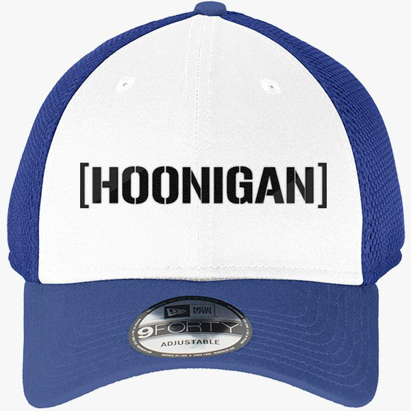 b574176ba Hoonigan New Era Baseball Mesh Cap (Embroidered) - Customon