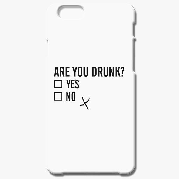 los angeles 3c84c 30dfd Are you drunk? iPhone 8 Plus Case - Customon