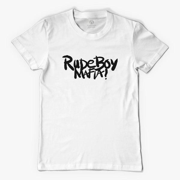 f67d85f61 rude boy mafia logo Men's T-shirt - Customon