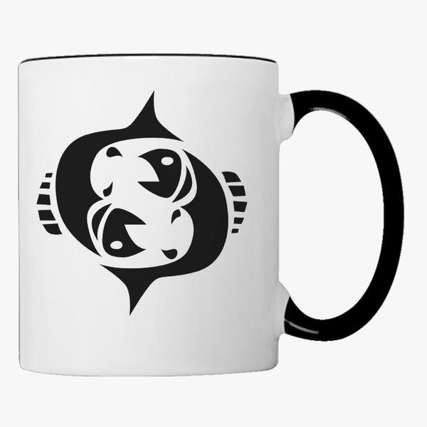Horoscope Signs Pisces Feb 20 - Mar 20 Coffee Mug - Customon