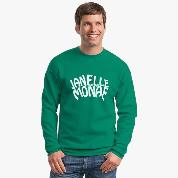 janelle monae Crewneck Sweatshirt Customon
