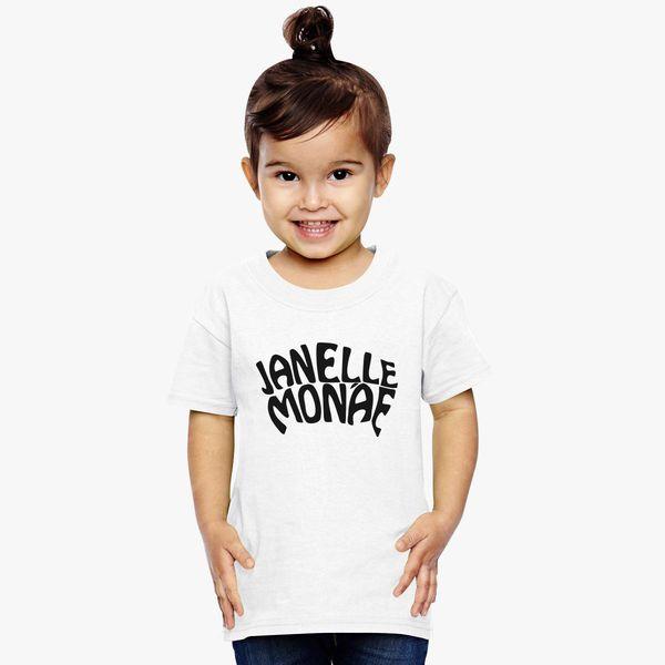 janelle monae Toddler T shirt Customon