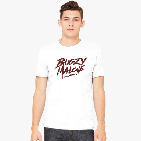 aa3dbdbf1b826 bugzy malone logo Men s T-shirt - Customon