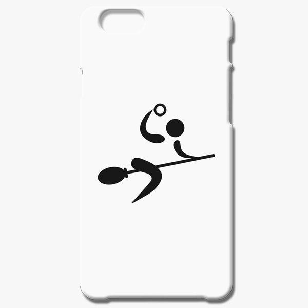 quidditch silhouette iPhone 6/6S Case - Customon