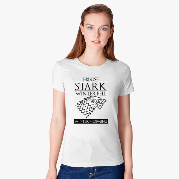 Phone Case For Iphone 6 6s Game Of Thrones Winterfell House Starks Source · Game Of Thrones House Stark of Winterfell Women s T shirt