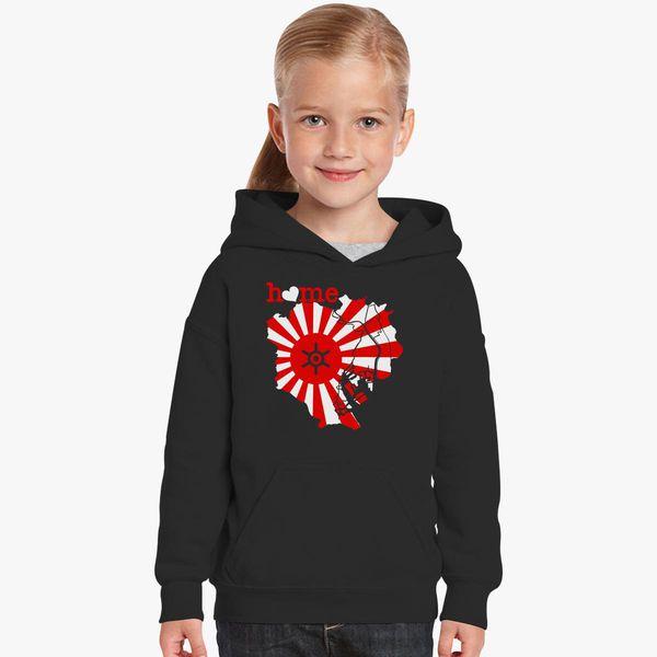 d75d248675241 Sweet Home Tokyo Kids Hoodie - Customon