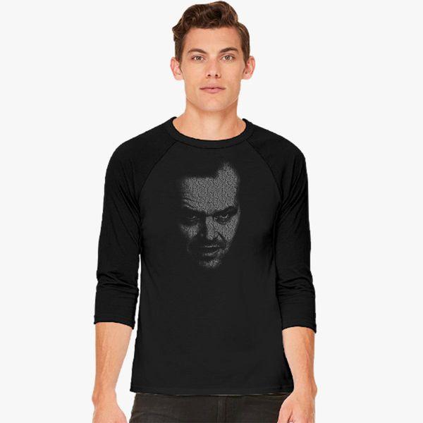 27b409a16 Stephen King The Shining Baseball T-shirt - Customon