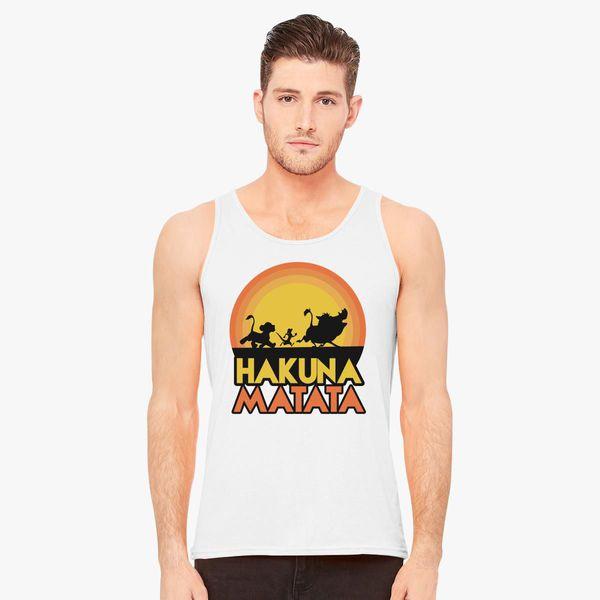 02e723cbac1f4 Hakuna Matata Men s Tank Top - Customon