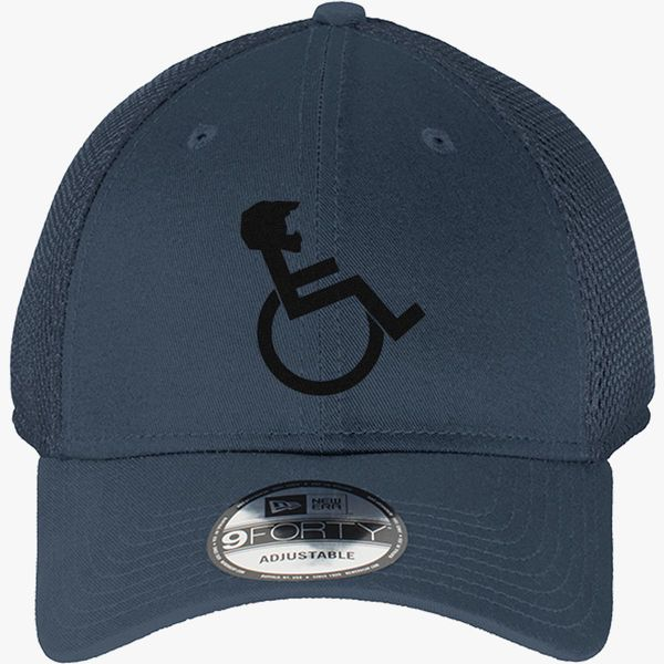 Disable Hoonigan New Era Baseball Mesh Cap (Embroidered)  f0c0c38e905