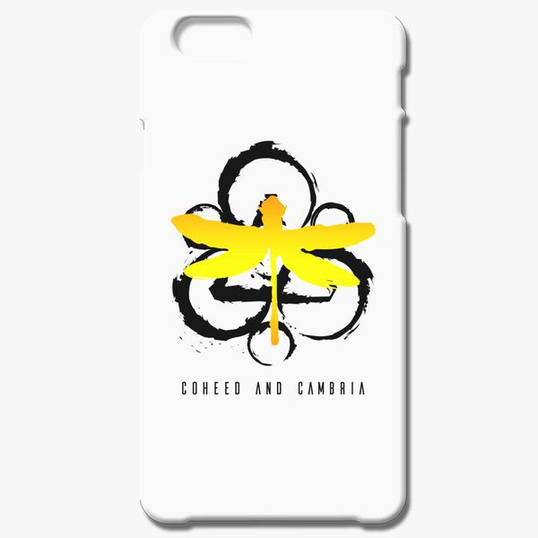 coheed and cambria emblem 2 iphone case