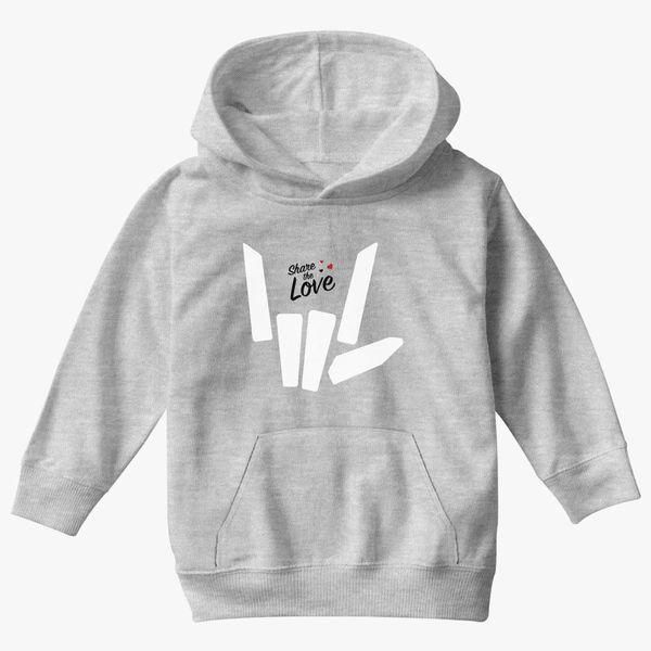 Don Washington Alan Walker Logo Youth Hoodies Fashion Sweatshirts Pullover Black
